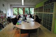 Räumlichkeiten HPG, Büros HPG Lasertechnik, HPG Laser Team Neuhausen