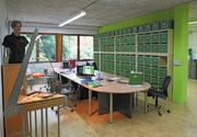 Büro HPG, Office HPG Laserschweissungen, Lastertechnik Neuhausen